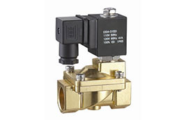 Solenoid Valves with Coils, ES Series